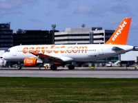 G-EZTV @ EGCC - Easyjet - by Chris Hall