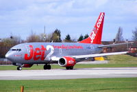 G-CELK @ EGCC - Jet2 - by Chris Hall