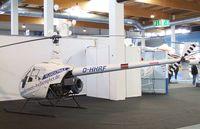 D-HHRF @ EDNY - Robinson R22 Beta at the AERO 2010, Friedrichshafen - by Ingo Warnecke