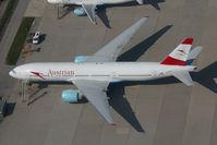 OE-LPB @ VIE - Austrian Airlines Boeing 777-200