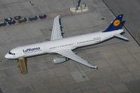 D-AISB @ VIE - Lufthansa Airbus 321