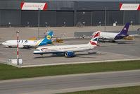 G-CPET @ VIE - British Airways Boeing 757-200
