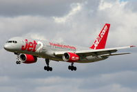 G-LSAG @ EGCC - Jet2 - by Chris Hall