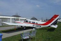 D-GBPN @ EDNY - Piper PA34-200T Seneca II at the AERO 2010, Friedrichshafen - by Ingo Warnecke