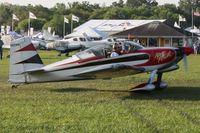 N121PR @ LAL - Arriving at Lakeland, FL during Sun N Fun 2010. - by Bob Simmermon