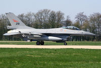 291 @ EHLW - Norway AF F-16AM 291 on the runway at Leeuwarden AB during the NATO exercise Frisian Flag 2010 - by Nicpix Aviation Press/Erik op den Dries