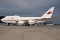 A9C-HAK @ VIE - Oman Government Boeing 747SP