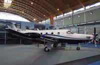 N325FS @ EDNY - Pilatus PC-12/47 at the AERO 2010, Friedrichshafen - by Ingo Warnecke