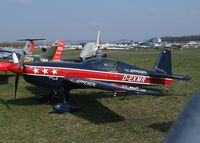 D-EXMR @ EDNY - Extra EA-300S at the AERO 2010, Friedrichshafen - by Ingo Warnecke