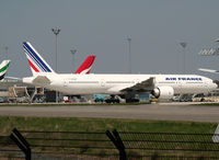 F-GSQP @ LFBO - Parked at the Lagardère area - by Shunn311