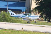 N6L @ LAL - Arriving at Lakeland, FL during Sun N Fun 2010. - by Bob Simmermon