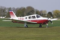 G-BIDI @ EGCL - at Fenland on a fine Spring day for the 2010 Vintage Aircraft Club Daffodil Fly-In