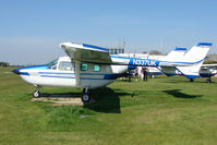 N337UK @ EGCL - at Fenland on a fine Spring day for the 2010 Vintage Aircraft Club Daffodil Fly-In