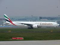 A6-EBZ @ EDDF - Emirates; Boeing 777-31H - by Robert_Viktor