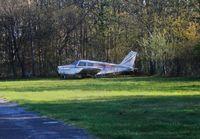 N1799J @ KHWV - Piper aircraft in sad shape - by carmine73