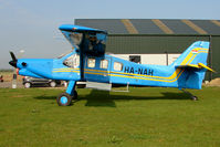 HA-NAH - Technoavia SM-92 Finist - jumping platform for the Hibaldstow skydivers