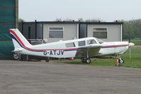 G-ATJV - 1965 Piper PIPER PA-32-260 at Hibaldstow