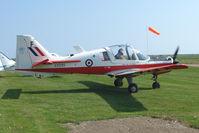 G-CBCV - at North Cotes Airfield