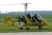 G-CFCL - Autogyro at North Cotes Airfield