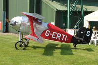 G-ERTI - 2006 Carpenter Bs STAAKEN Z-21A FLITZER at North Cotes Airfield