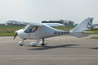 G-CEDM - 2006 P And M Aviation Ltd FLIGHT DESIGN CTSW at North Cotes Airfield