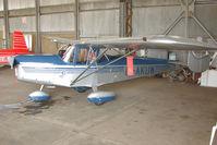 G-AKUW - 1948 Chrislea Aircraft Co Ltd CHRISLEA CH3 SUPER ACE SERIES 2, c/n: 105 at North Cotes Airfield