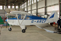 G-ARCF - 1956 Piper PIPER PA-22-150 at North Cotes Airfield