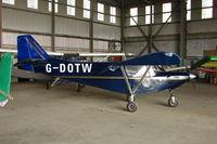G-DOTW @ X4NC - at North Cotes Airfield