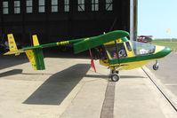G-BUVX - 1994 Linney Gkr STREAK SHADOW at North Cotes Airfield