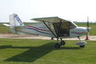 G-CETU - at North Cotes Airfield