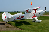 G-BZWV - 2002 Begley Pd STEEN SKYBOLT at North Cotes Airfield