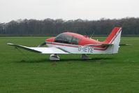 G-IEYE @ EGNF - 1992 Avions Pierre Robin PIERRE ROBIN DR400/180 at Netherthorpe