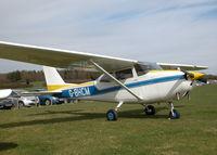 G-BHCM @ EGHP - JODEL FLY-IN 2010/04/11 - by BIKE PILOT