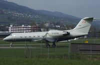 C-GCPM @ LSZR - Gulfstream G IV at St.Gallen-Altenrhein airfield