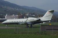 C-GCPM @ LSZR - Gulfstream G IV at St.Gallen-Altenrhein airfield - by Ingo Warnecke