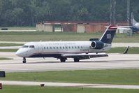 N251PS @ DAB - PSA CRJ-200