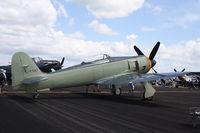 C-FGAT @ KLAL - Hawker MK 20 - by Mark Pasqualino