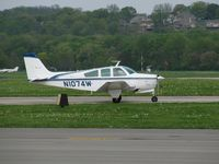 N1074W @ KLUK - Holding before takeoff; N3923C on arrival in the background - by Kevin Kuhn
