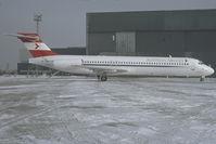 OE-LMM @ VIE - Austrian Airlines MD87