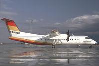 OE-LTE @ VIE - Tyrolean Airways dash 8-300
