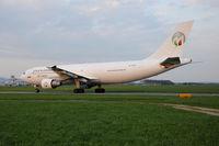 A6-MXB @ LOWL - Maximus Air Cargo - by Martin Nimmervoll