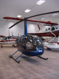 C-FFNW @ N/A - Hanger at 108 Mile Airport - by L. Wyles