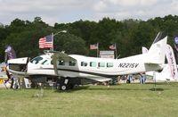N2215V @ KLAL - Cessna 208B - by Mark Pasqualino