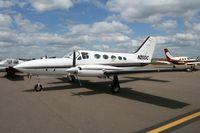 N20DC @ LAL - Cessna 414A