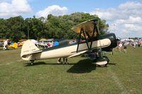 N55PR @ LAL - Boeing/Stearman E75N1