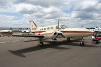 N123BT @ LAL - Cessna 421B - by Florida Metal