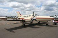 N123BT @ LAL - Cessna 421B - by Florida Metal