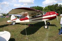 N195HJ @ LAL - Cessna 195B