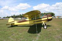 N195RD @ LAL - Cessna 195B