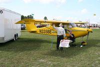 N335BE @ LAL - Bushcaddy Explorer